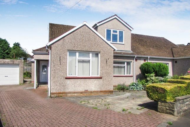 Thumbnail Bungalow to rent in The Dell, Laleston