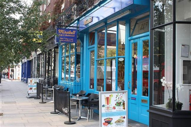 Thumbnail Leisure/hospitality for sale in Modern Cafe & Catering Business W14, Kensington, London
