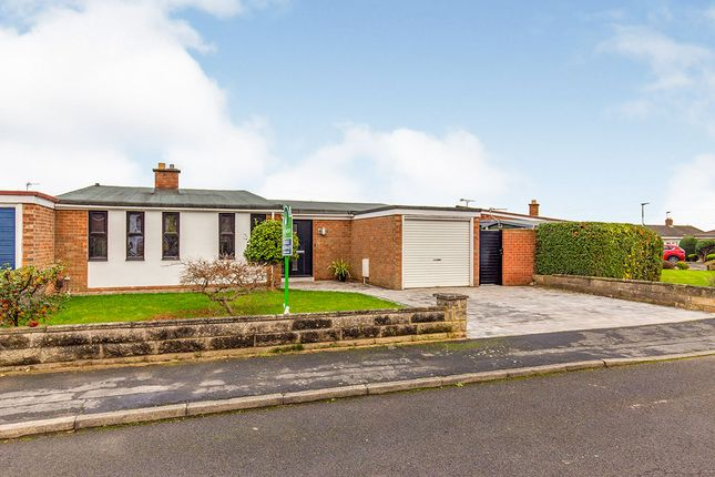 Thumbnail Bungalow for sale in Abbey Road, Sadberge, Darlington