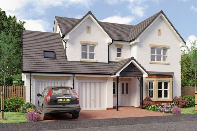 "Thumbnail Detached house for sale in ""Humber 4"" at Raeswood Drive, Glasgow"