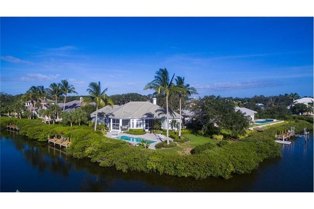 Thumbnail Property for sale in 125 Rivermist Way, Vero Beach, Florida, United States Of America