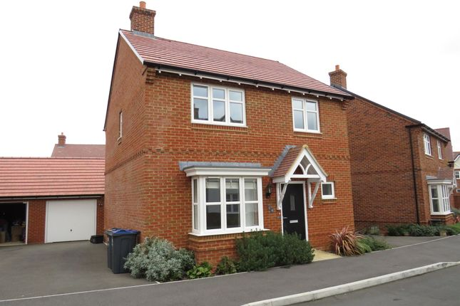 Thumbnail Detached house for sale in Eleanor Drive, Amesbury, Salisbury
