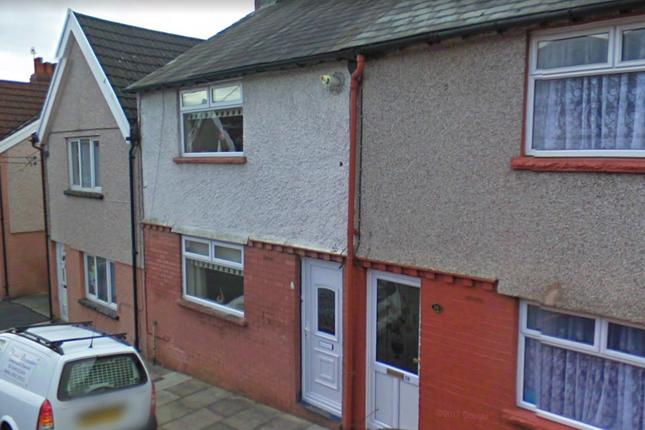 Thumbnail Terraced house for sale in Dyffryn Street, Hengoed, Mid Glamorgan