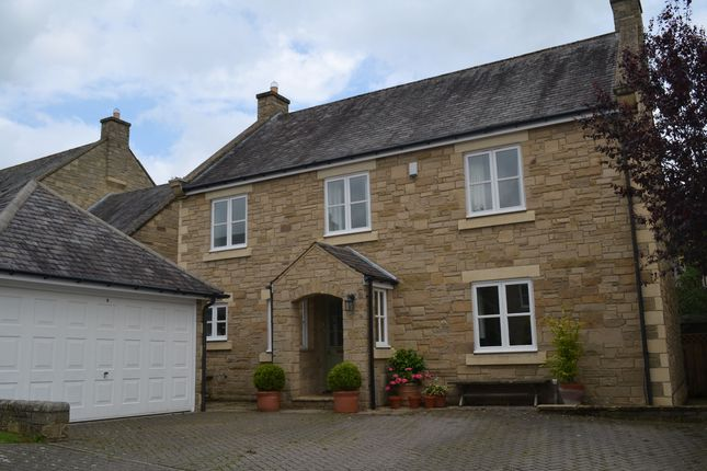 Thumbnail Detached house to rent in 6 Town Farm Close, Wall, Hexham, Northumberland