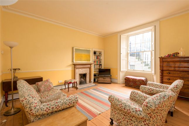 Thumbnail Flat for sale in Drummond Place, New Town, Edinburgh