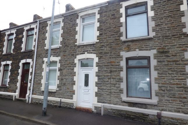 Thumbnail Terraced house to rent in Rockingham Terrace, Briton Ferry, Neath