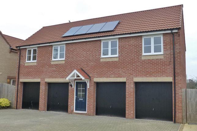 Thumbnail Property to rent in Stud Road, Barleythorpe, Oakham