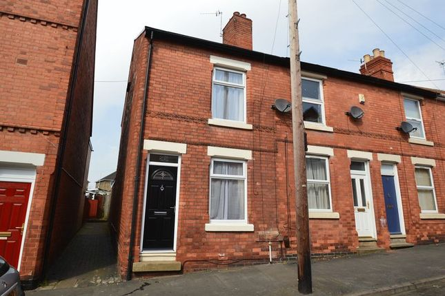 Thumbnail Terraced house to rent in Latham Street, Bulwell, Nottingham