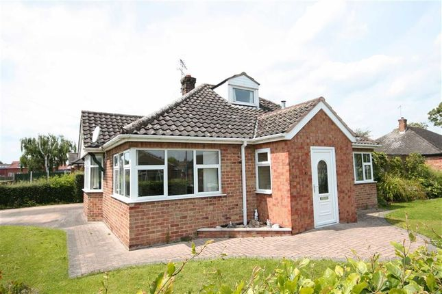 Thumbnail Detached bungalow for sale in Palmer Road, Retford, Nottinghamshire