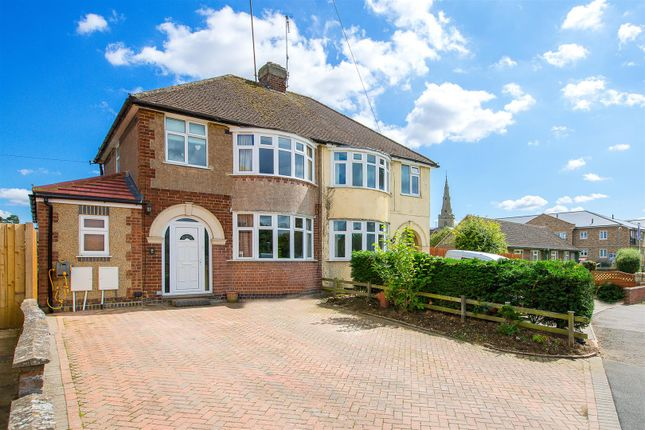 Thumbnail Semi-detached house for sale in Chancery Lane, Thrapston
