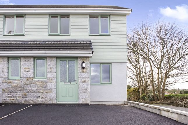 2 bed semi-detached house to rent in Tolgus, Redruth TR15