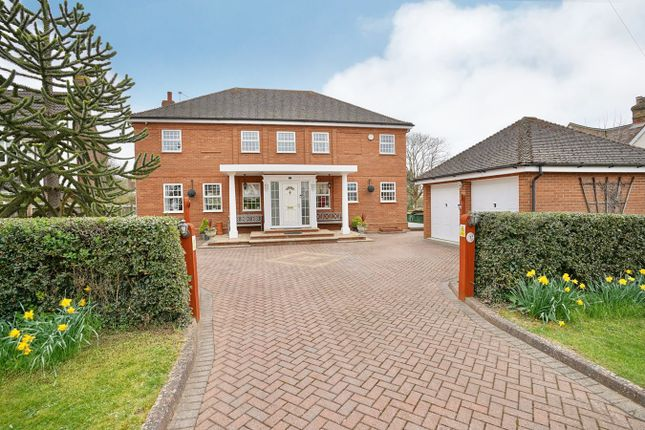 4 bed detached house for sale in Easton Road, Stonely PE19