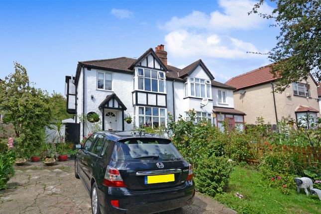 Thumbnail Semi-detached house for sale in Watford Road, Wembley, Middlesex