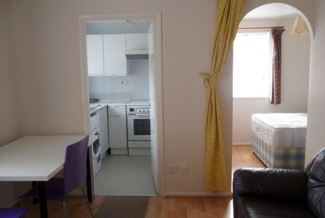 Studio to rent in Leigh Hunt Drive, Southgate, London