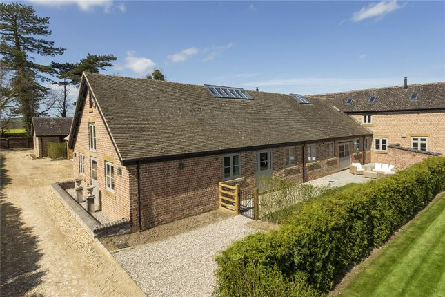 Thumbnail Terraced house for sale in Wolford Fields Barns, Little Wolford, Shipston-On-Stour, Warwickshire