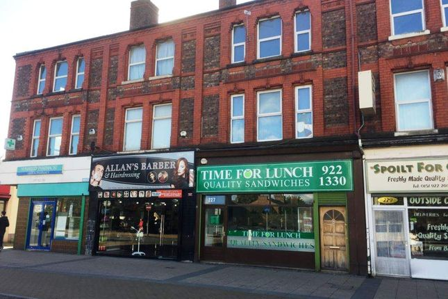 Thumbnail Retail premises for sale in The Triad, Stanley Road, Bootle