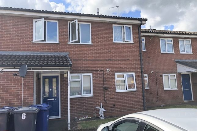 2 bed flat for sale in 27B Shakespeare Road, Horninglow, Burton-On-Trent, Staffordshire DE14