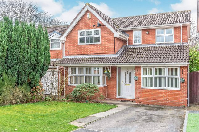 Thumbnail Detached house for sale in Starling Grove, Liverpool, Merseyside