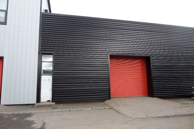 Thumbnail Industrial to let in Taffs Well, Cardiff