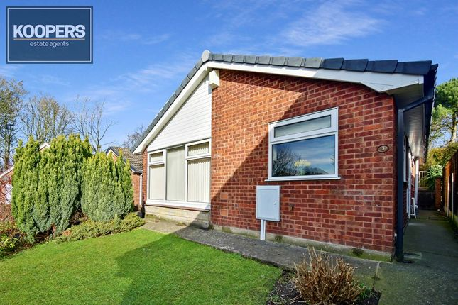 Thumbnail Bungalow for sale in Paddocks Close, Pinxton, Nottingham