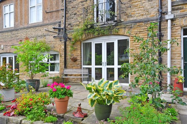 Garden Terrace of Flat 4 Beechfield House, Broomhall Road, Sheffield S10