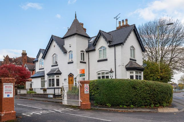 Thumbnail Detached house for sale in Crescent Road, Stafford