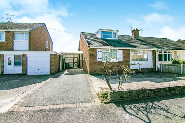 2 bedroom semi-detached bungalow for sale in Somerset Road, Heswall, Wirral