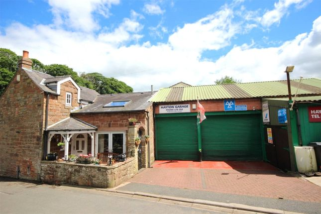 Thumbnail Property for sale in Hayton Garage, Hayton, Brampton, Cumbria