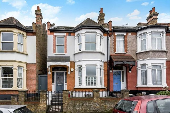 Thumbnail End terrace house for sale in George Lane, South Woodford, London