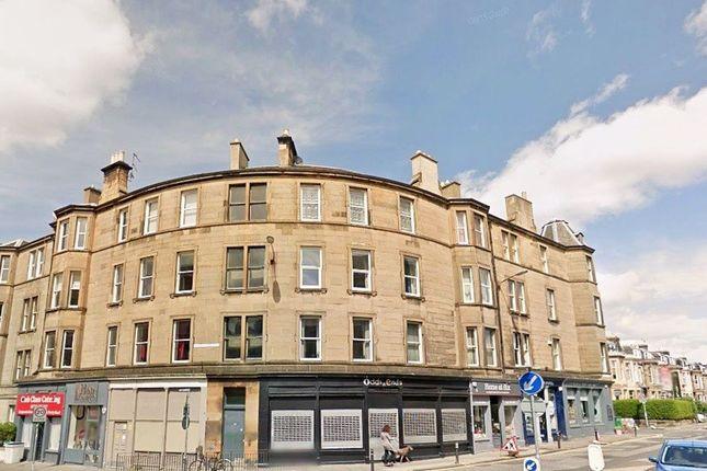 Thumbnail Flat to rent in Polwarth Gardens, Edinburgh