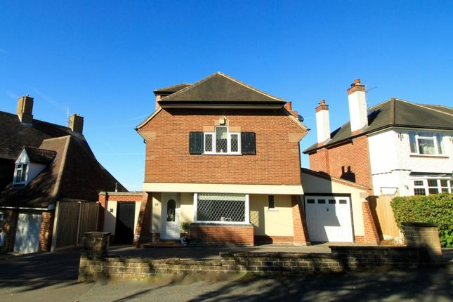 Thumbnail Detached house for sale in Kniveton Park Road, Ilkeston