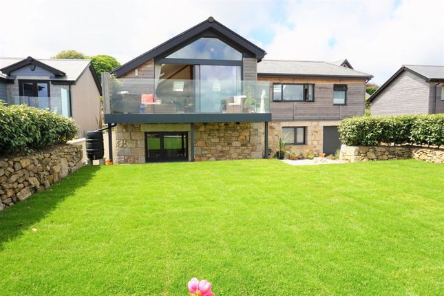 Thumbnail Detached house for sale in Carninney Lane, St. Ives