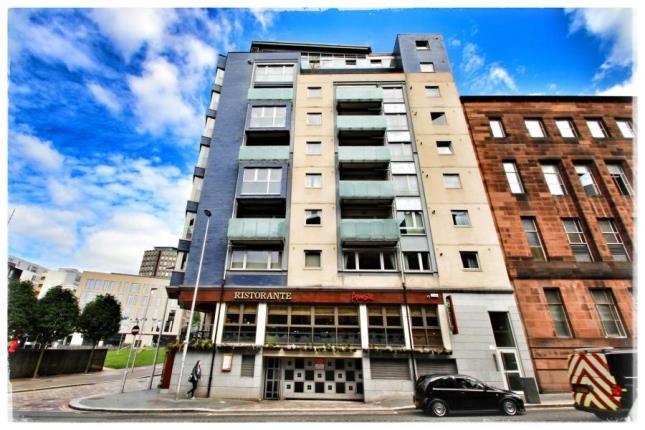 Thumbnail Flat for sale in Ingram Street, Merchant City, Glasgow