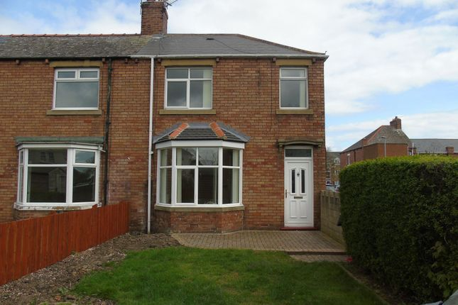Thumbnail Terraced house to rent in Rowlington Terrace, Ashington