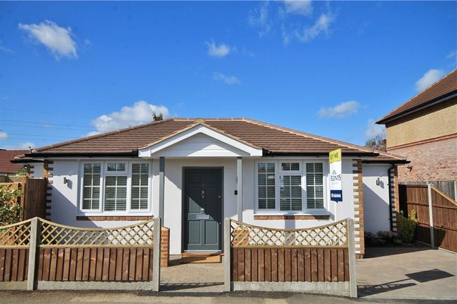 Thumbnail Detached bungalow for sale in Woodthorpe Road, Ashford, Surrey