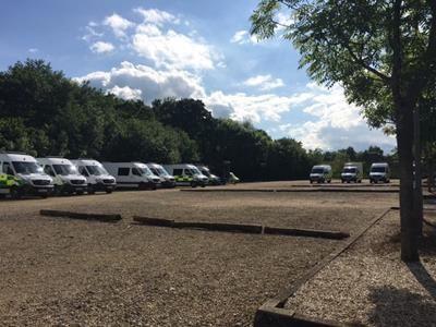 Thumbnail Land to let in Newbury Rugby Club, Monks Lane, Newbury, Berkshire