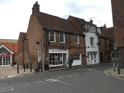 Thumbnail Retail premises to let in 38-39, Little London, Chichester