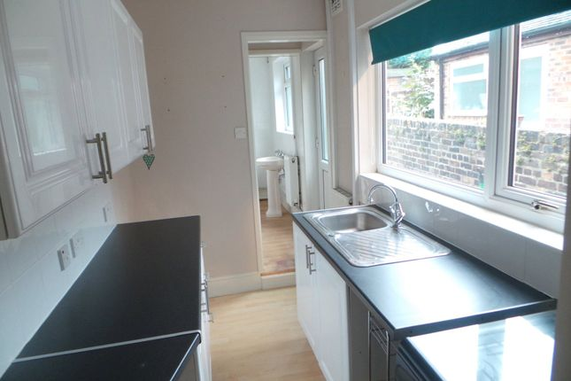 Thumbnail Terraced house to rent in Werrington Road, Stoke-On-Trent