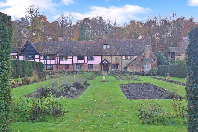 Thumbnail Detached house for sale in Hosey Common Road, Westerham