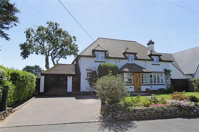 Thumbnail Property for sale in Highlands Road, Barton On Sea, New Milton