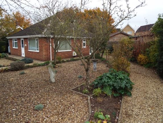 Thumbnail Bungalow for sale in Downham Market, Norfolk