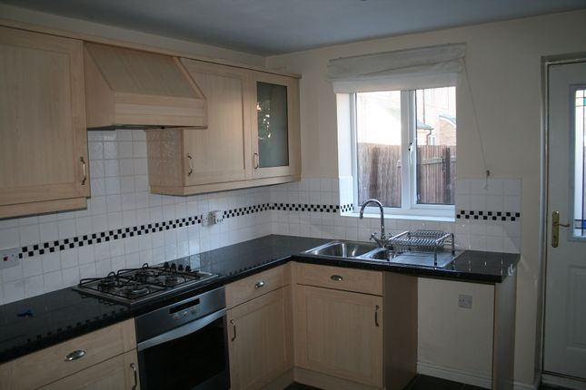 Thumbnail Semi-detached house to rent in Wain Avenue, Chesterfield