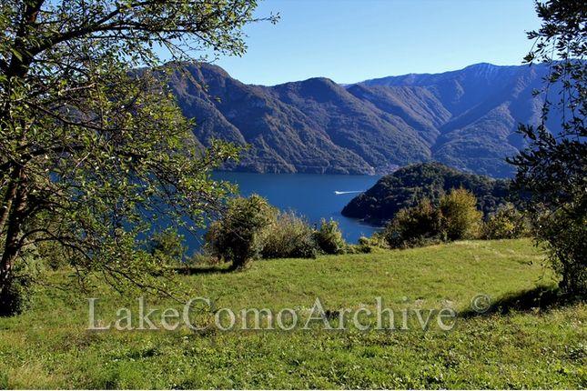 Land for sale in Mezzegra, Lake Como, Italy