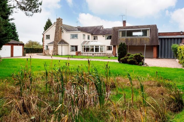 Thumbnail Detached house for sale in Tissington House, Church Broughton Road, Foston, Derby, Derbyshire