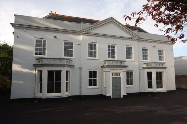 Thumbnail Office for sale in Silver Street, Taunton, Somerset