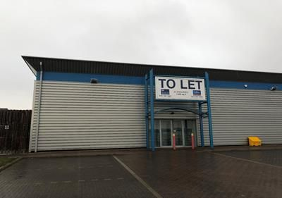 Thumbnail Warehouse to let in Unit 10A Portrack Trade Park, Cheltenham Road, Stockton On Tees