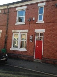 Thumbnail Semi-detached house to rent in Albion Road, Fallowfield, Manchester