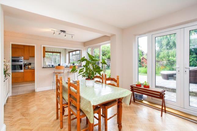 Dining Room of Ridgeway Crescent, Tonbridge, Kent, . TN10
