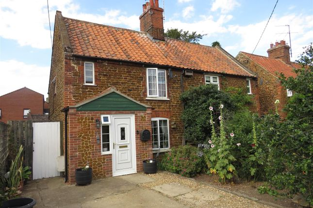 Cottage for sale in New Row, Heacham, King's Lynn
