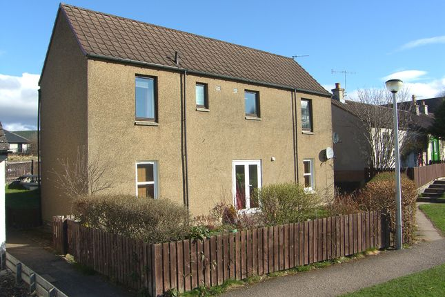 Thumbnail Flat for sale in Burnside Road, Aviemore